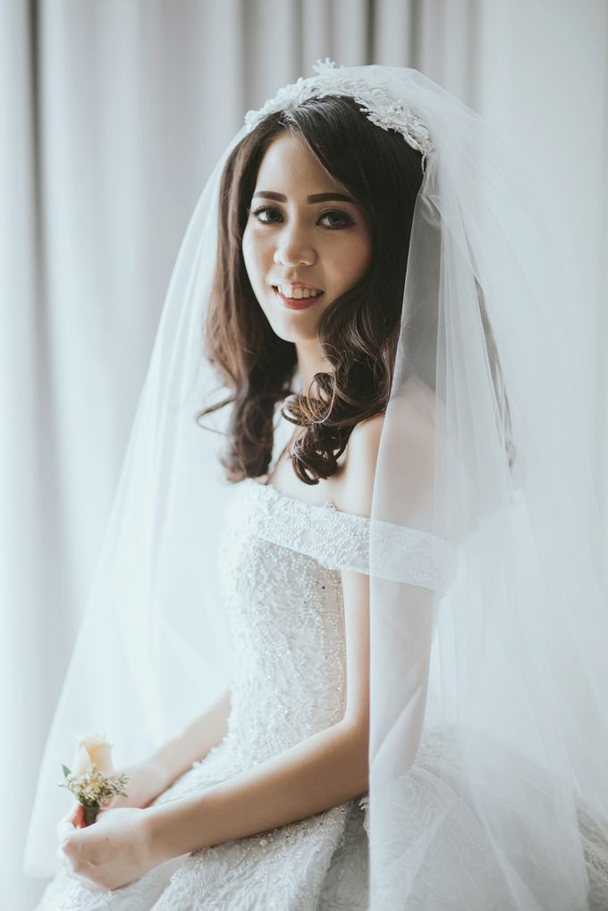 The Wedding by VA Make Up Artist - 007