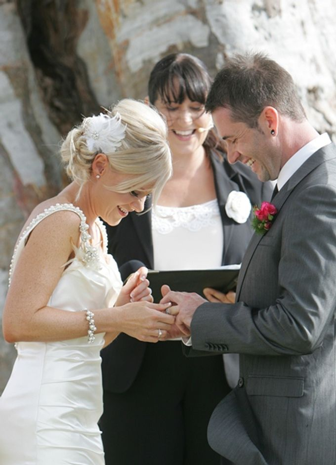Lighthearted and modern wedding ceremonies by Camille Abbott - Marriage Celebrant - 001