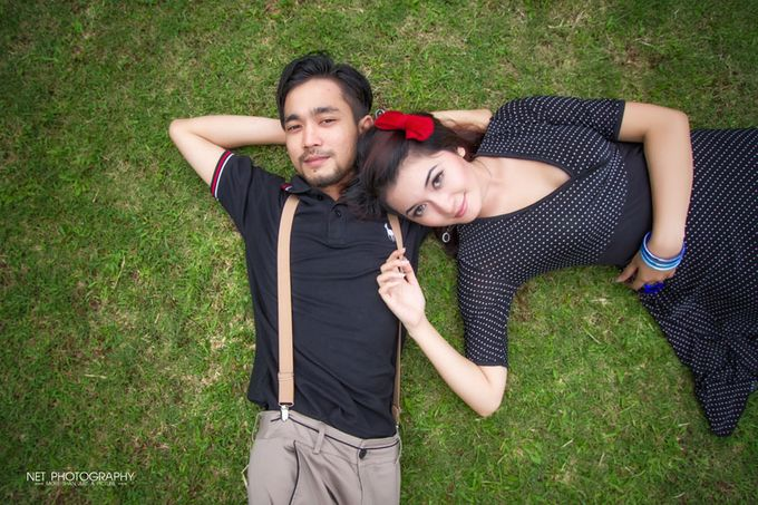 Firda & Farhan  PREWEDDING by NET PHOTOGRAPHY - 002