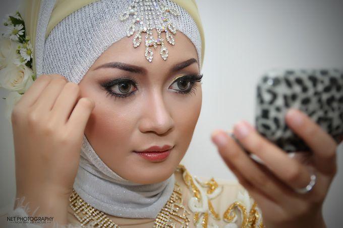 Firda & Farhan Wedding day by NET PHOTOGRAPHY - 007
