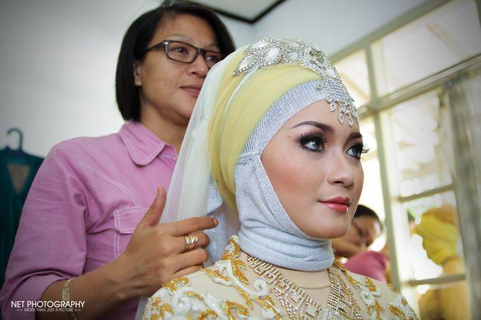 Firda & Farhan Wedding day by NET PHOTOGRAPHY - 009