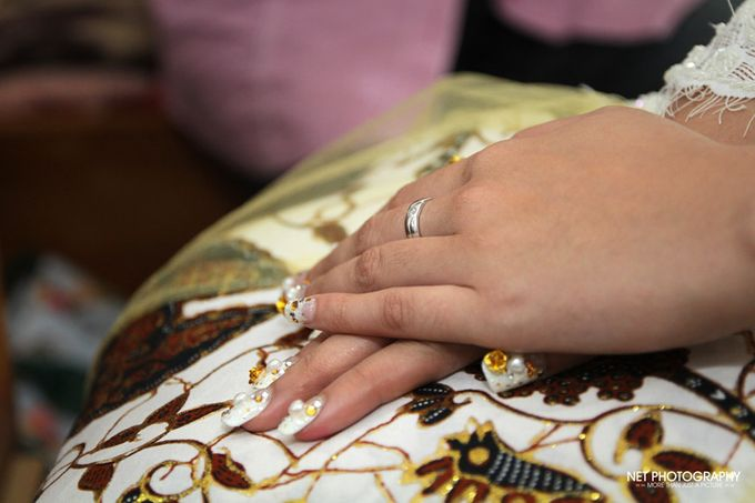 Firda & Farhan Wedding day by NET PHOTOGRAPHY - 010