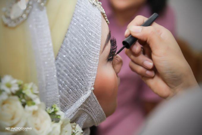 Firda & Farhan Wedding day by NET PHOTOGRAPHY - 012