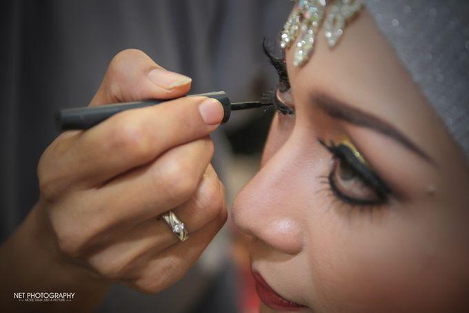 Firda & Farhan Wedding day by NET PHOTOGRAPHY - 011