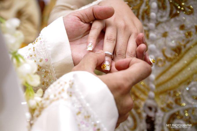 Firda & Farhan Wedding day by NET PHOTOGRAPHY - 017