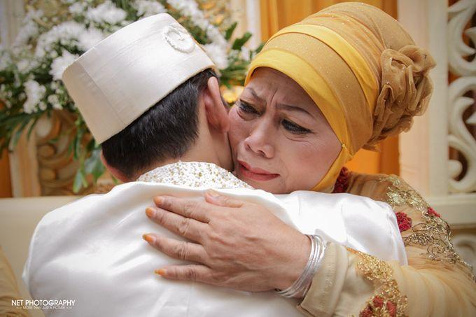 Firda & Farhan Wedding day by NET PHOTOGRAPHY - 020