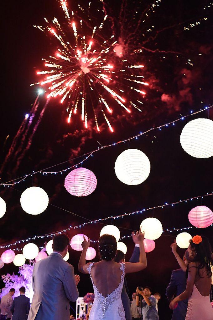 Fireworks by Bali Wedding Entertainment - 002