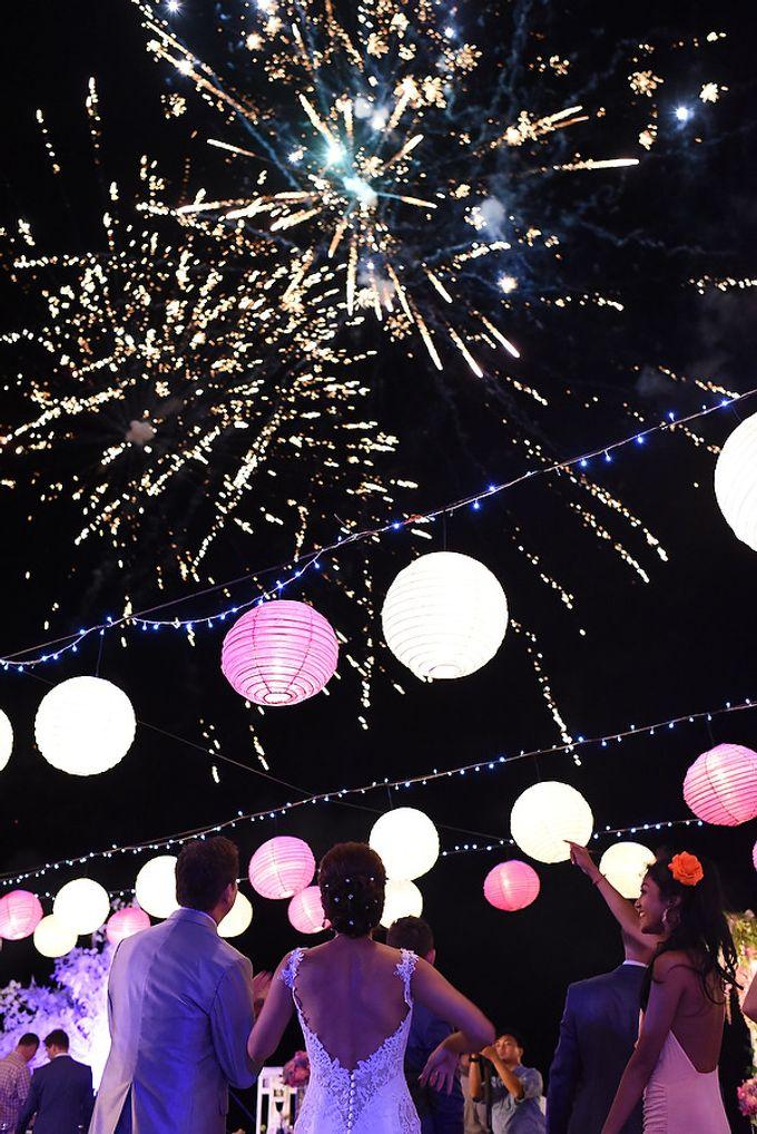 Fireworks by Bali Wedding Entertainment - 005