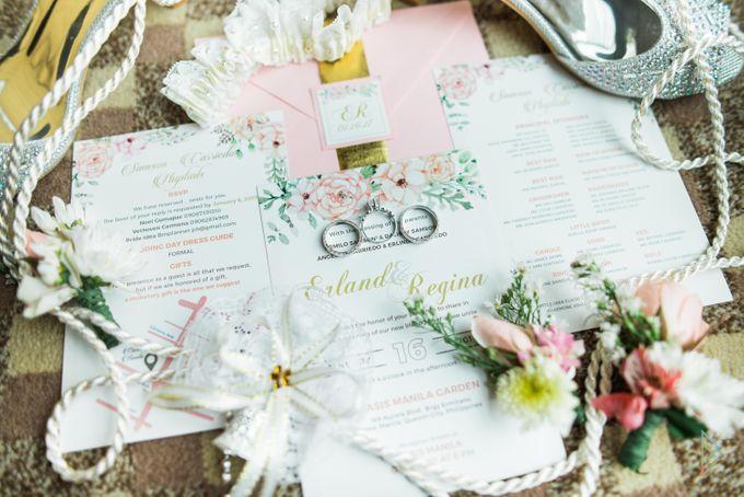 Erland and Regina Wedding by Bride Idea - 017