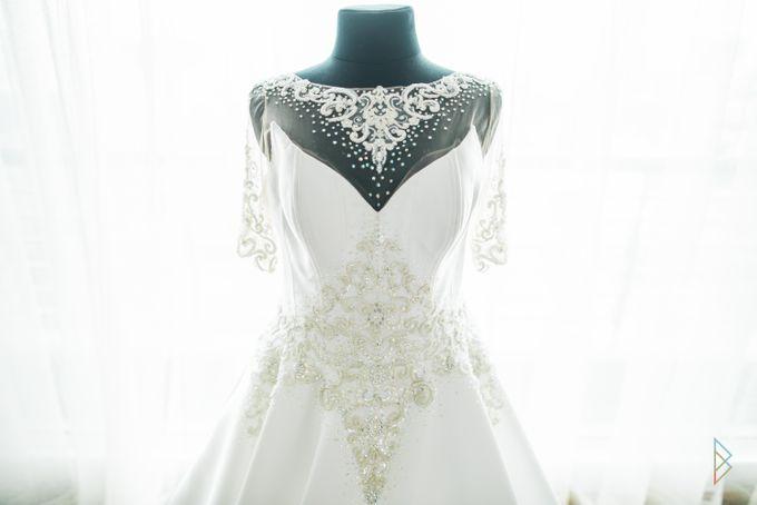 Erland and Regina Wedding by Bride Idea - 047