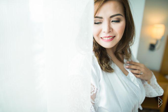 Erland and Regina Wedding by Bride Idea - 040