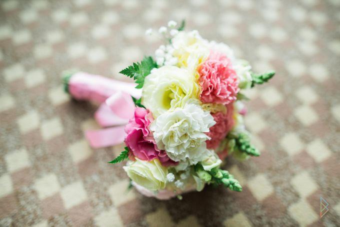 Erland and Regina Wedding by Bride Idea - 031
