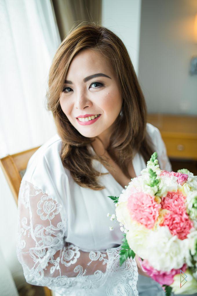 Erland and Regina Wedding by Bride Idea - 030
