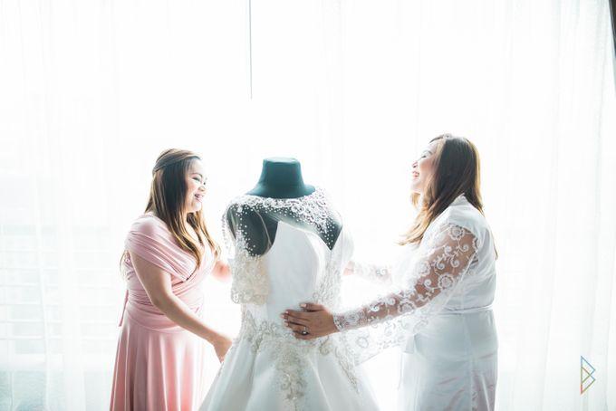 Erland and Regina Wedding by Bride Idea - 028