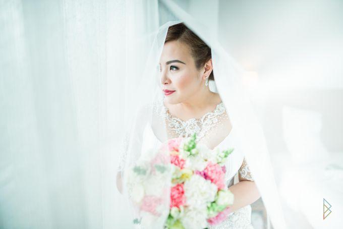 Erland and Regina Wedding by Bride Idea - 022