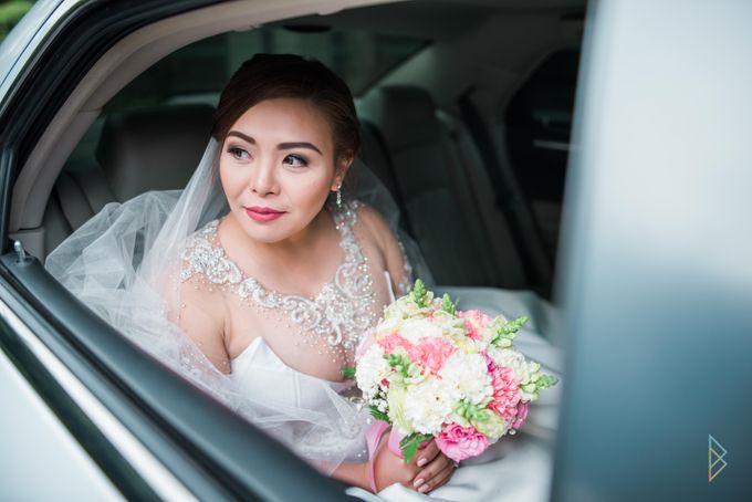 Erland and Regina Wedding by Bride Idea - 019