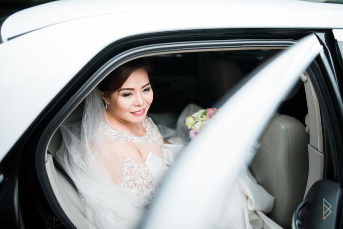 Erland and Regina Wedding by Bride Idea - 016