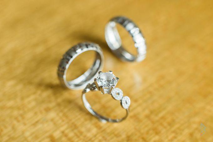 Erland and Regina Wedding by Bride Idea - 041