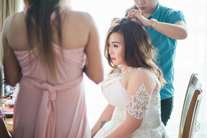 Erland and Regina Wedding by Bride Idea - 025