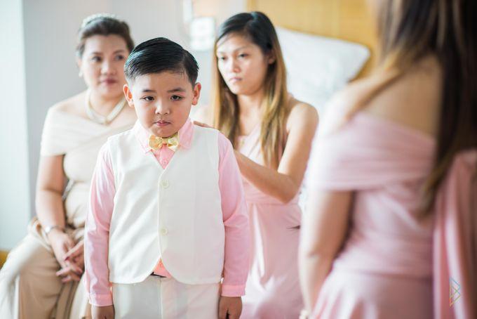 Erland and Regina Wedding by Bride Idea - 024