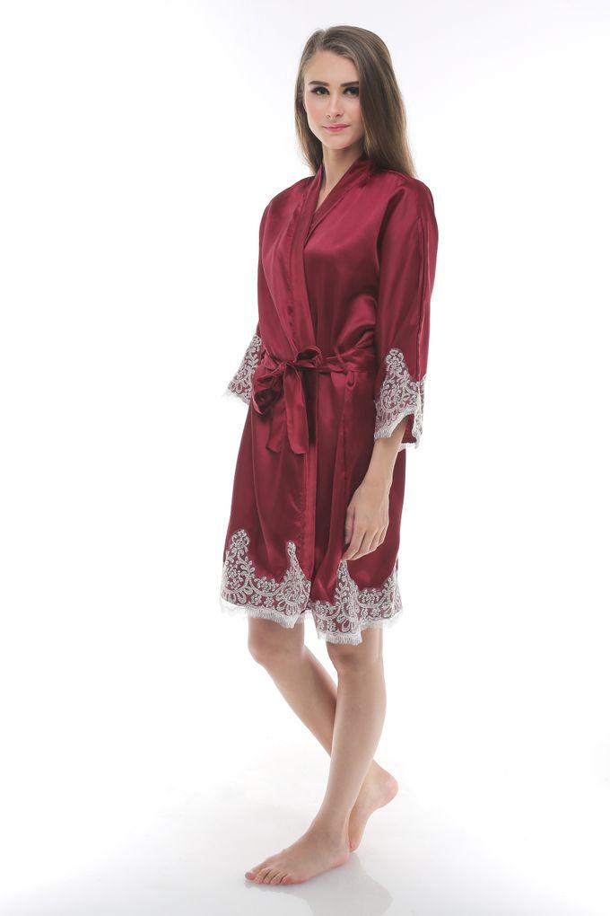 The Beverly Kimono by Bridesmaid & Co - 016