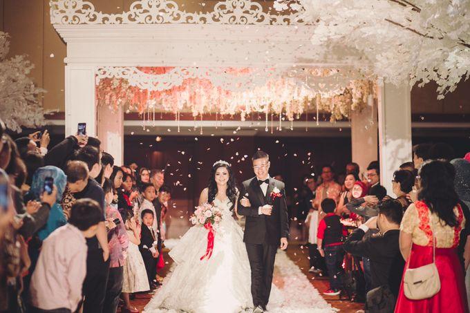 The Wedding of Dominic & Yuni by FIVE Seasons WO - 001