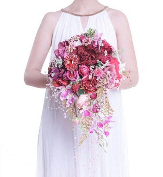 Luxurious Bouquet by LUX floral design - 024