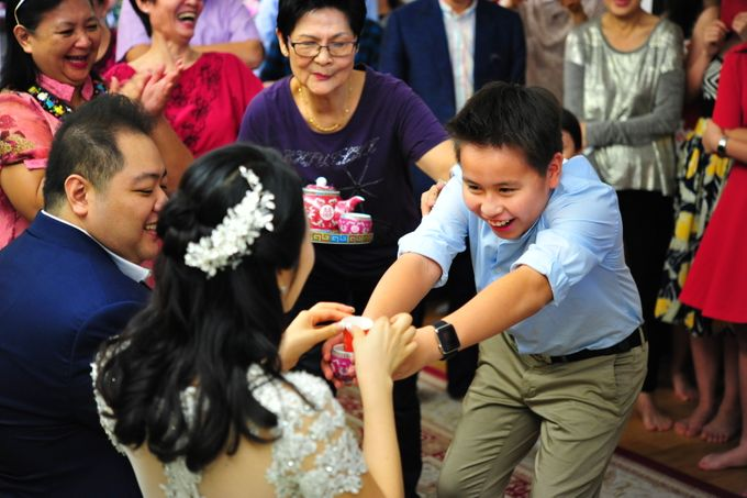 Wedding of Jonathan and Sunghye by Shangri-La Hotel Singapore - 003