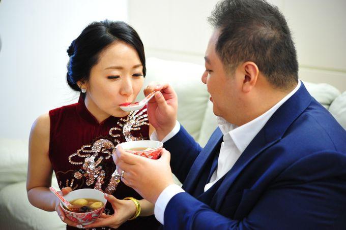 Wedding of Jonathan and Sunghye by Shangri-La Hotel Singapore - 004