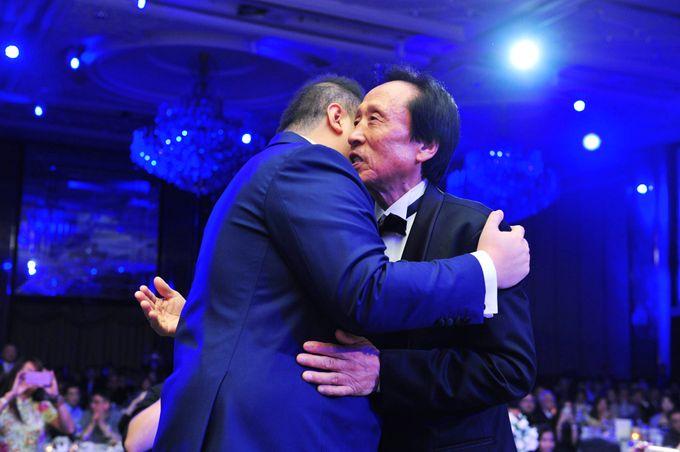 Wedding of Jonathan and Sunghye by Shangri-La Hotel Singapore - 050