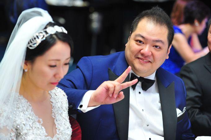 Wedding of Jonathan and Sunghye by Shangri-La Hotel Singapore - 006