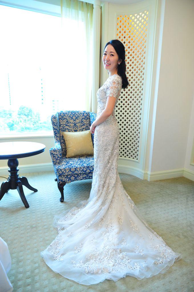 Wedding of Jonathan and Sunghye by Shangri-La Hotel Singapore - 010