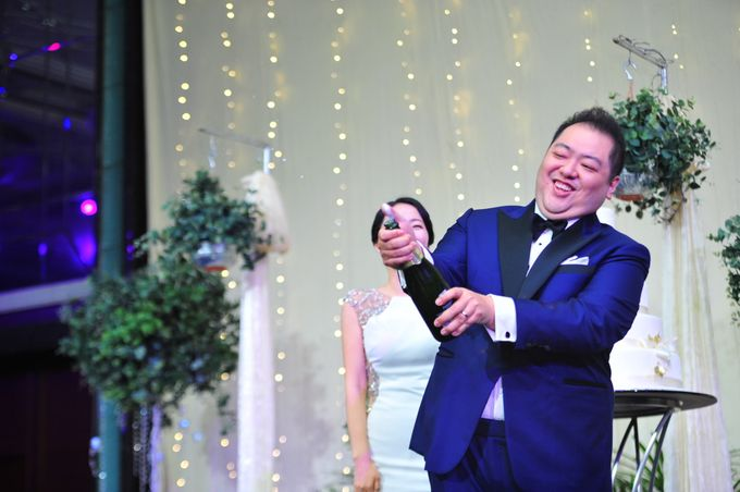 Wedding of Jonathan and Sunghye by Shangri-La Hotel Singapore - 011