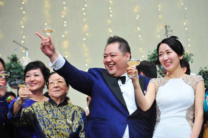 Wedding of Jonathan and Sunghye by Shangri-La Hotel Singapore - 012