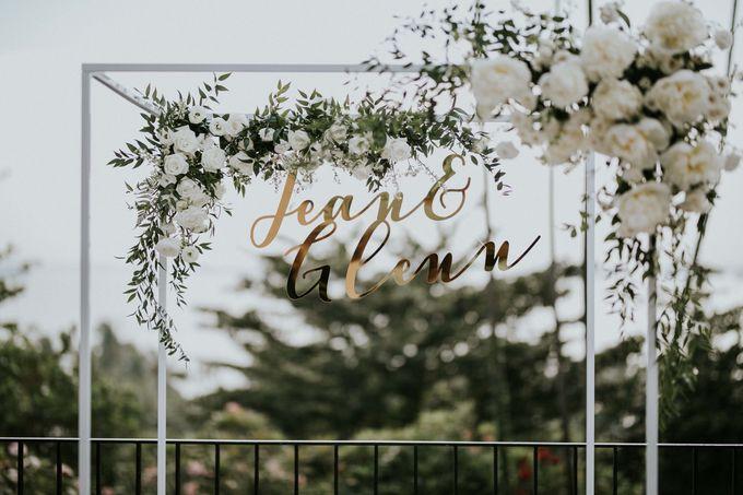 Wedding of celebrity DJs Glenn Ong & Jean Danker by Fiona Treadwell - 001