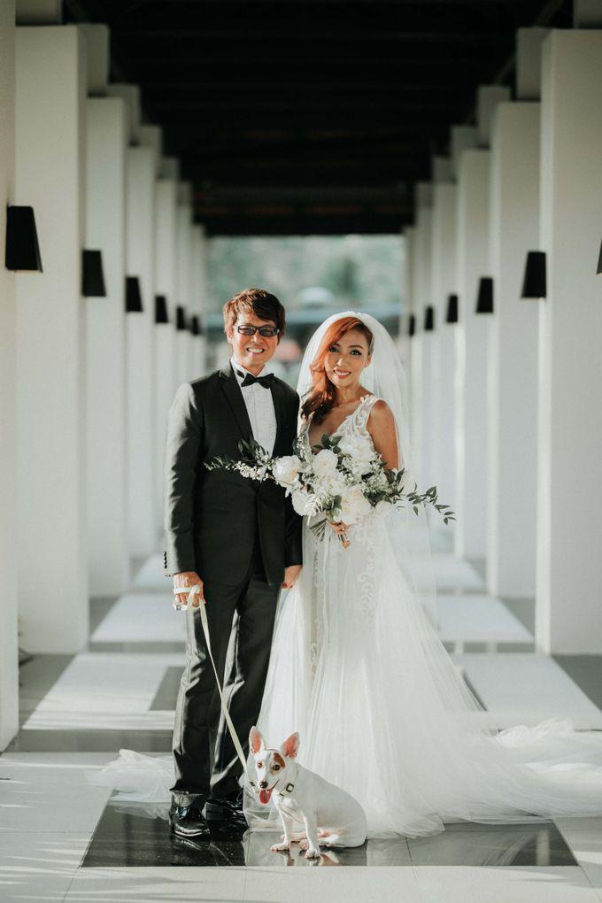 Wedding of celebrity DJs Glenn Ong & Jean Danker by Fiona Treadwell - 003