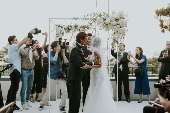Wedding of celebrity DJs Glenn Ong & Jean Danker by Fiona Treadwell - 004