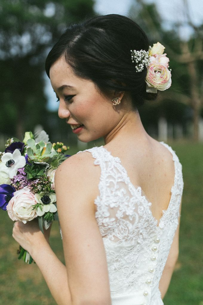Ser Xin & Yue Peng Blissful Wedding by With Every - 003