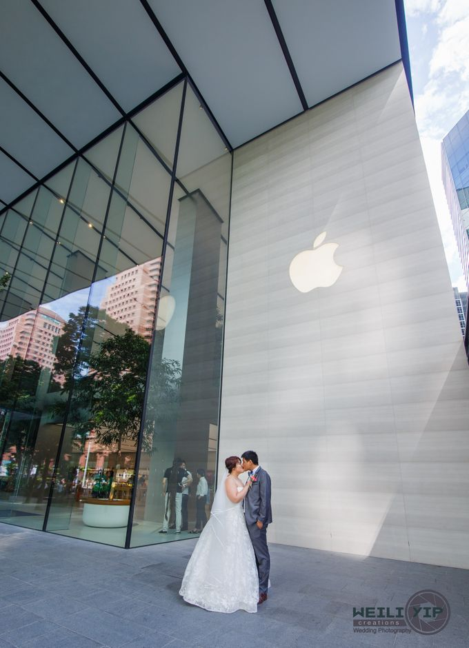 Apple Store - Actual Day Wedding (Suat & Jerymn) by Weili Yip Creations - 003
