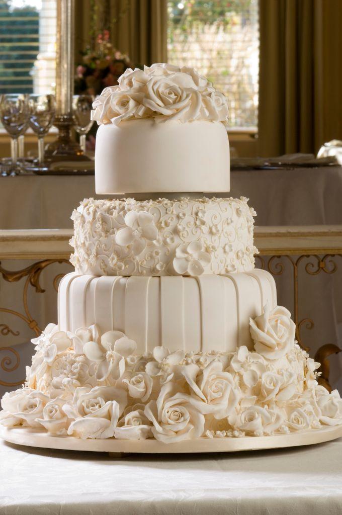 Designer Wedding Cakes House Of Elegant Cakes Bridestory
