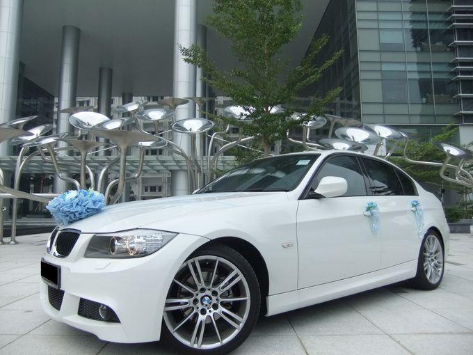 Wedding Car Rentals by WhiteWedding Cars - 002