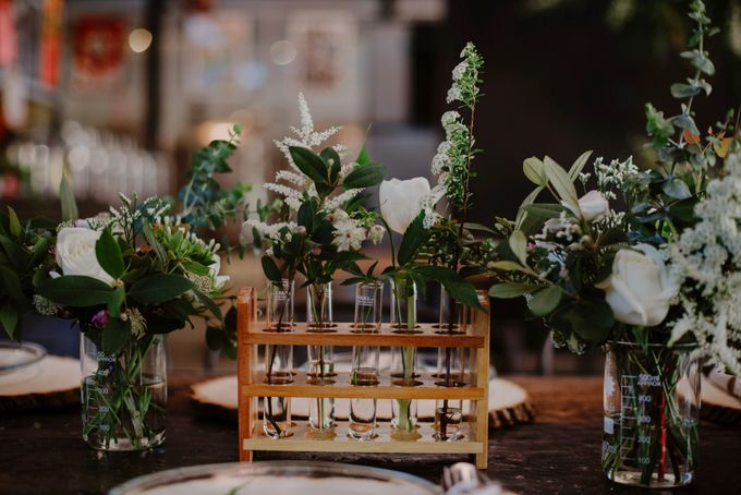 Lovely Industrial Backdrop Styled Shoot by Caramel & Co. - 008