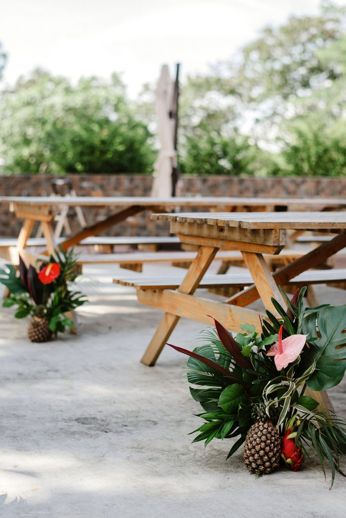 Lovely Industrial Backdrop Styled Shoot by LITTLE ISLAND BREWING CO. - 022