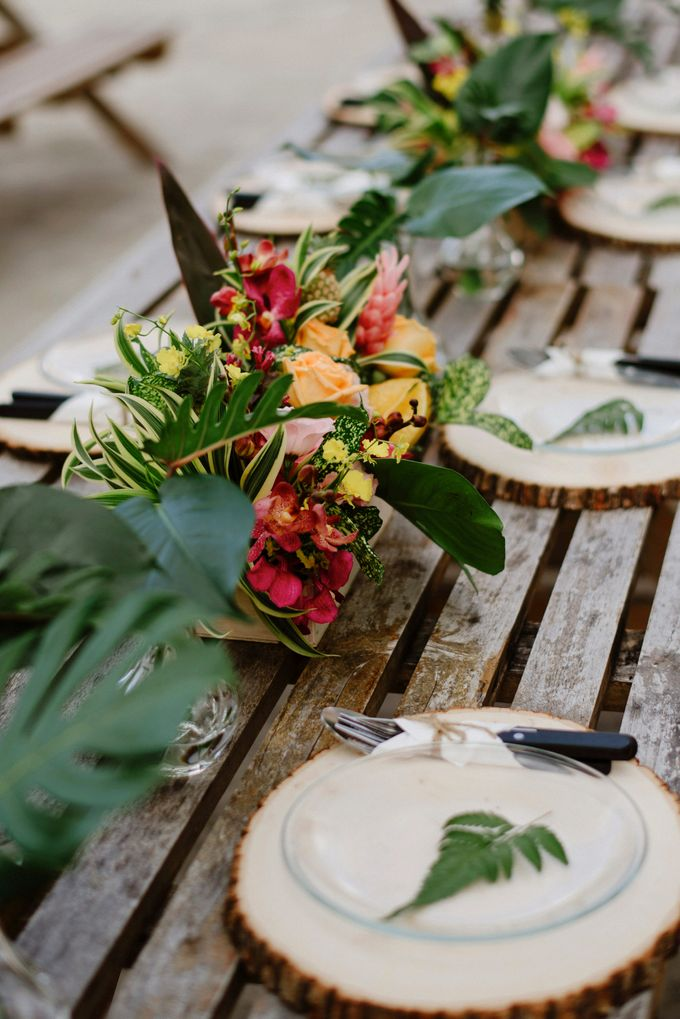 Lovely Industrial Backdrop Styled Shoot by LITTLE ISLAND BREWING CO. - 023