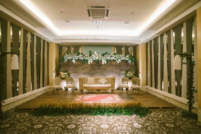 Wedding indoor and outdoor by The Grove Suites - 001