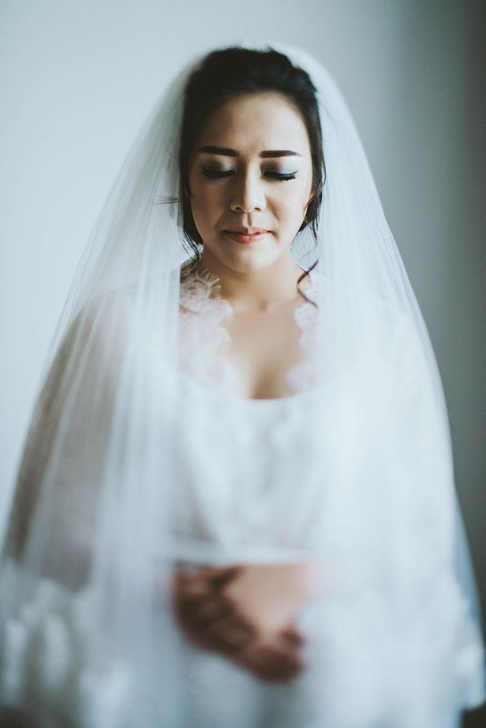 The Wedding by VA Make Up Artist - 011