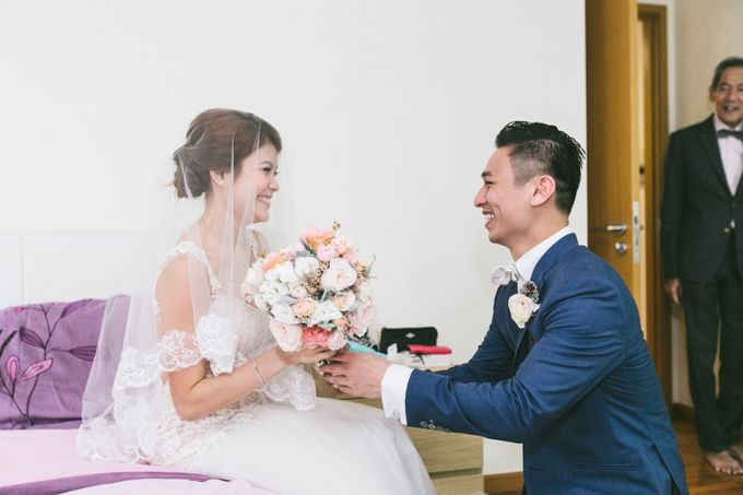Sheryl and Tong Beautiful Wedding Day by With Every - 018