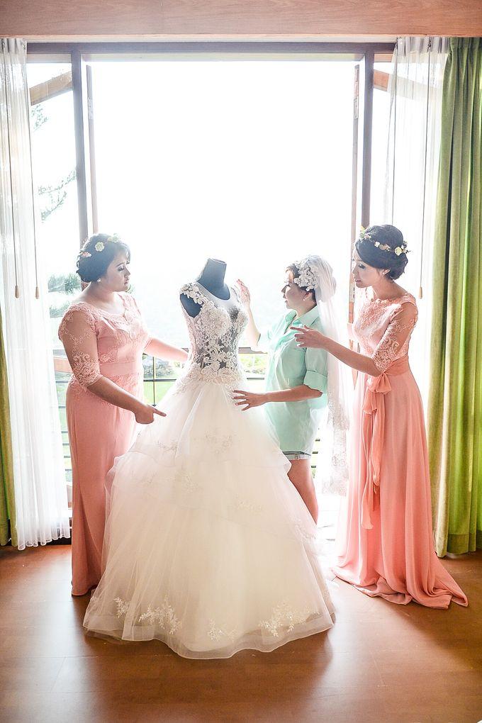 The Wedding Ghany & Fiona by Lina Gunawan MakeUpArtist - 003