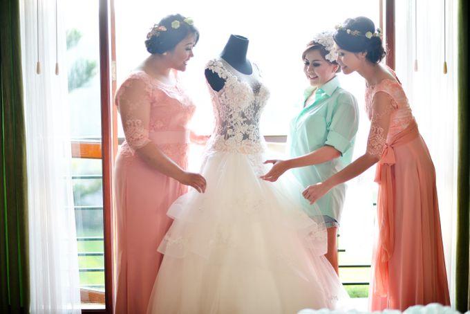 The Wedding Ghany & Fiona by Lina Gunawan MakeUpArtist - 004