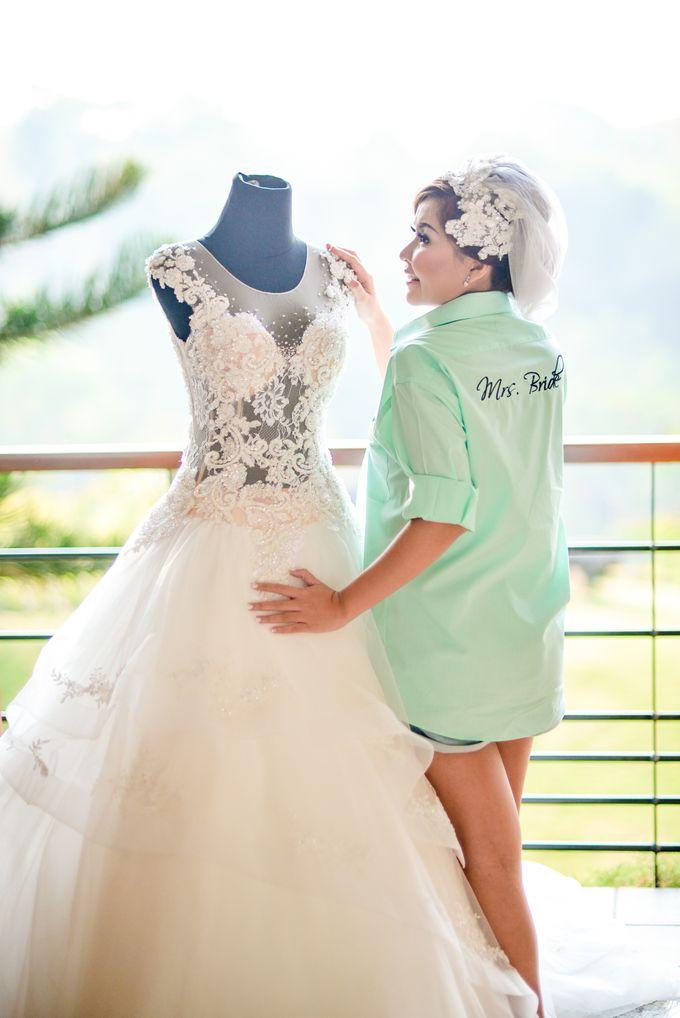 The Wedding Ghany & Fiona by Lina Gunawan MakeUpArtist - 005